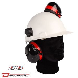DNP118 B53 Cap-Mounted Earmuffs