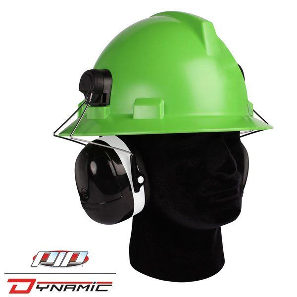DNP119 Buffalo Wire Cap-Mounted Earmuffs