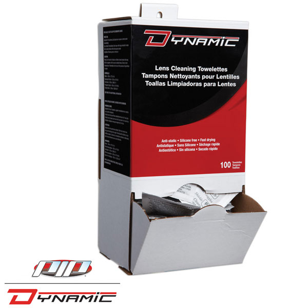 DEP19 Lens Cleaning Towlettes