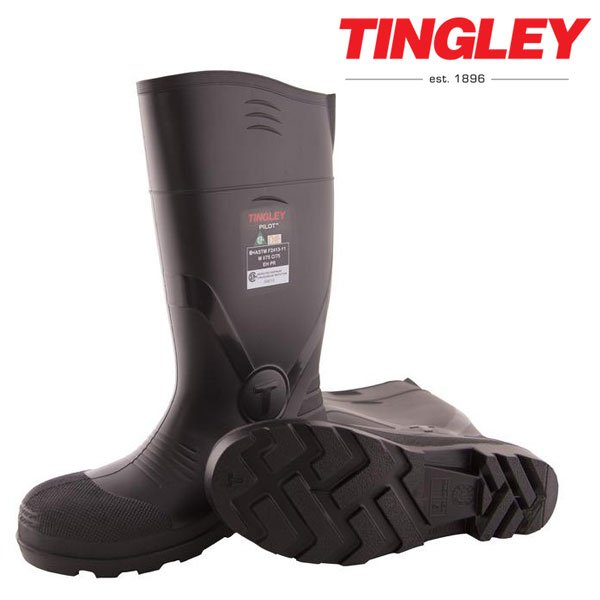 TY31341 Tingley Safety Toe Boots