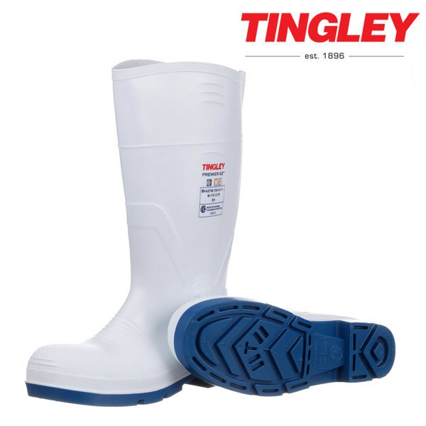 TY93258 Premier G2 Safety Toe Knee Boot