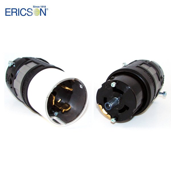 50A California Style Plug & Connector